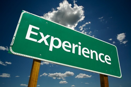 What is the role of experience in spiritual life?