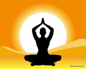 Yoga -Surya Namaskar