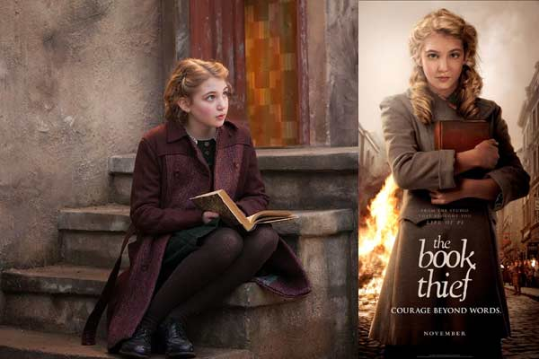 book reviews the book thief