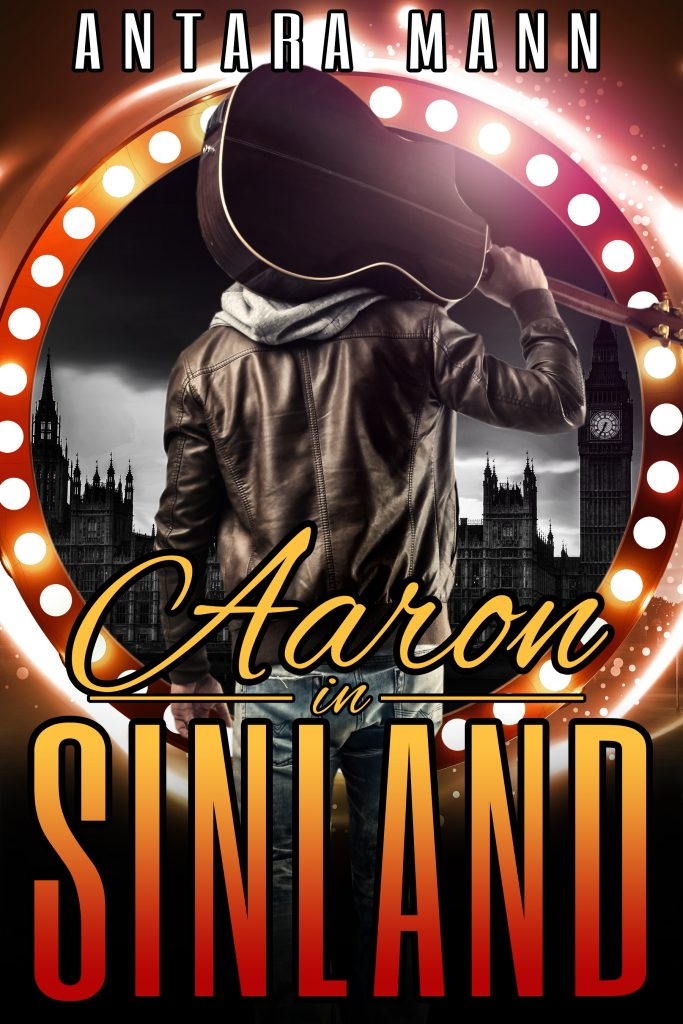 Cover Reveals! First look at Aaron in Sinland