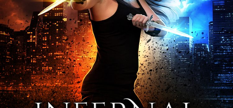 Infernal Curse: A New Adult Urban Fantasy (The Half-Goddess Chronicles Book 2)