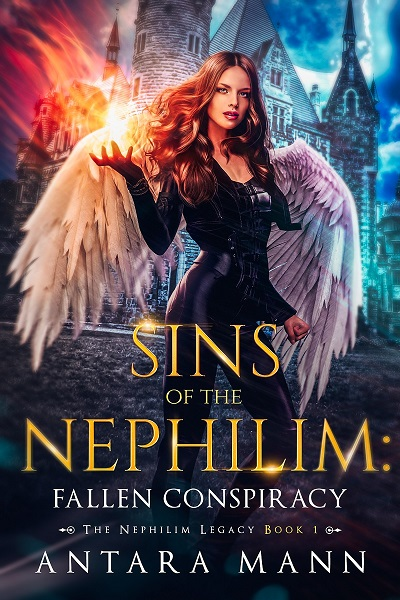 Sins of the Nephilim: Fallen Conspiracy (The Nephilim Legacy Book 1)